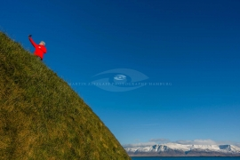 Red Selfie / EISLAND